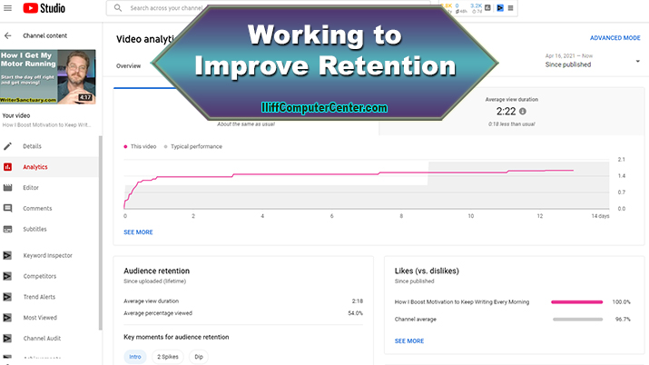 Improving Retention
